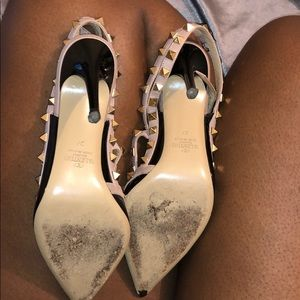 Valentino Shoes - Valentino RockStud Heels 37